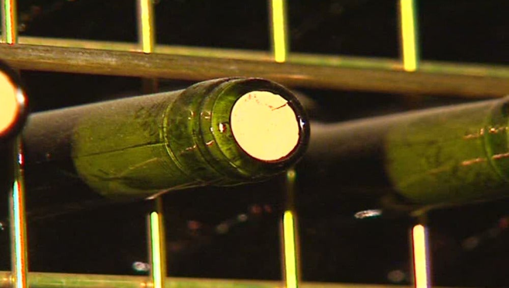 Cavas de vino submarinas