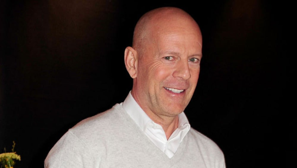 El actor estadounidense Bruce Willis