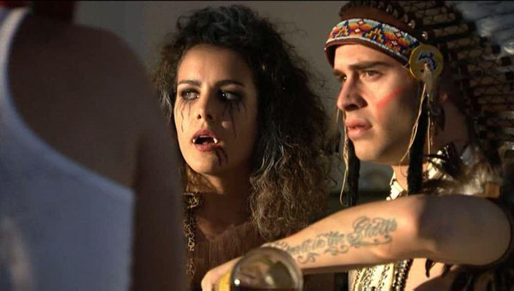 Alma y David