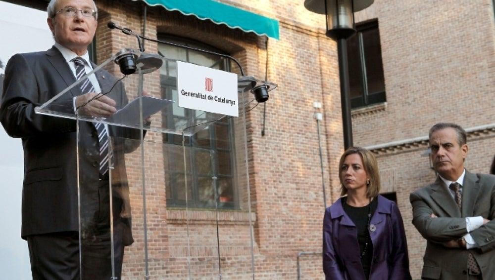 Montilla habla en la residencia de estudiantes en Madrid