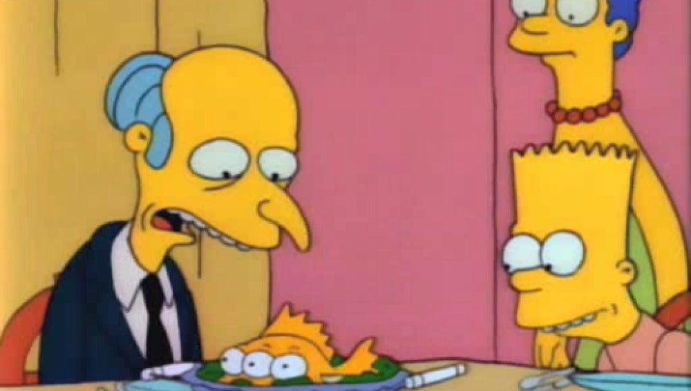 Los Simpson, capítulo 17