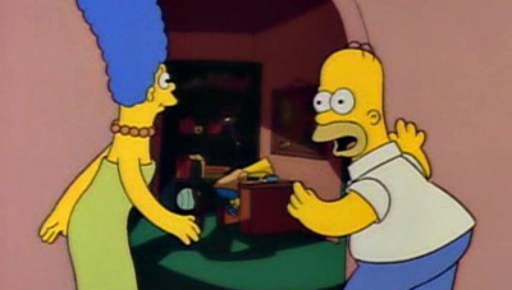 Los Simpson, capítulo 14