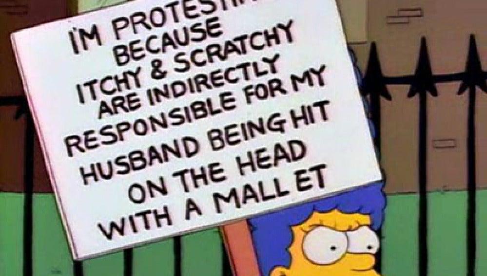Los Simpson, capítulo 22