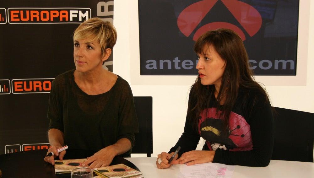 Videoencuentro con Ana Torroja