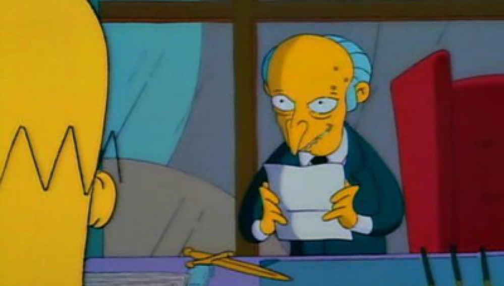 Los Simpson, capítulo 35