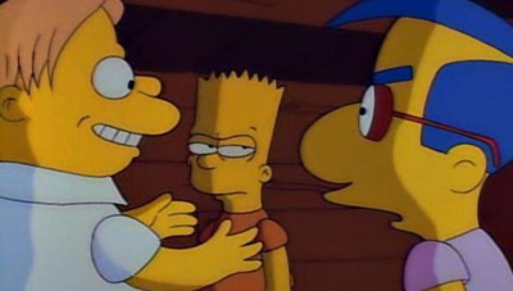 Los Simpson, capítulo 34