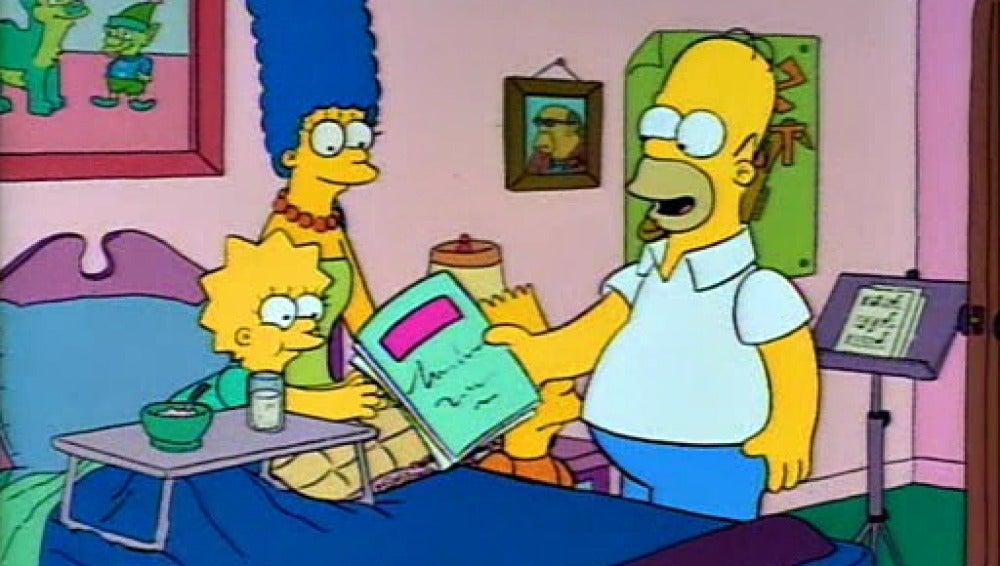 Los Simpson, capítulo 29