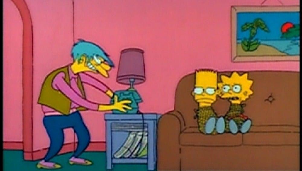 Los Simpson, capítulo 13