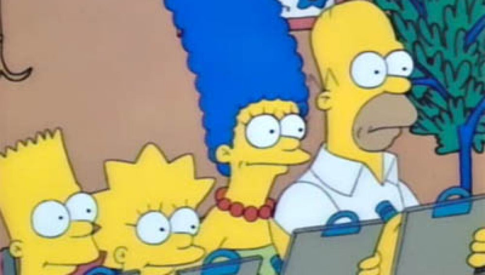Los Simpson, capítulo 4