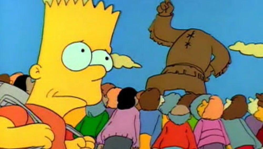 Los Simpson, capítulo 8