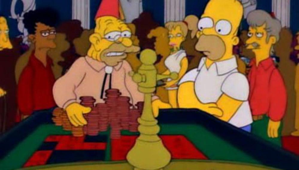 Los Simpson, capítulo 30