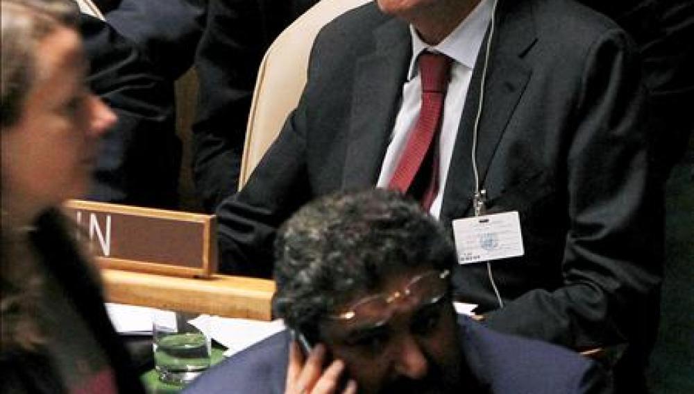 Zapatero en Naciones Unidas