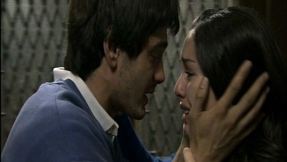 Iván y Julia se reconcilian