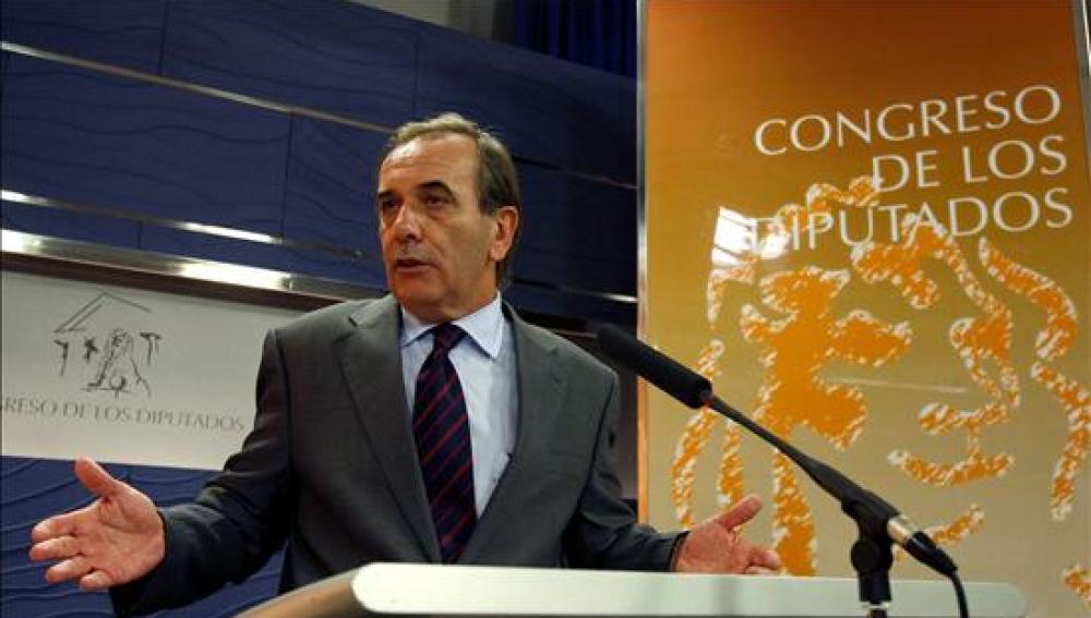 Alonso explica el acuerdo para los Presupuestos