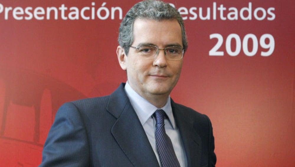 El vicepresidente de Inditex, Pablo isla