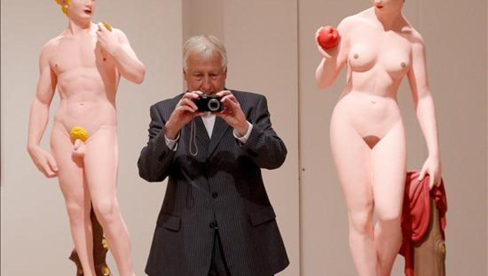 Exposición de Feldmann en el Reina Sofía