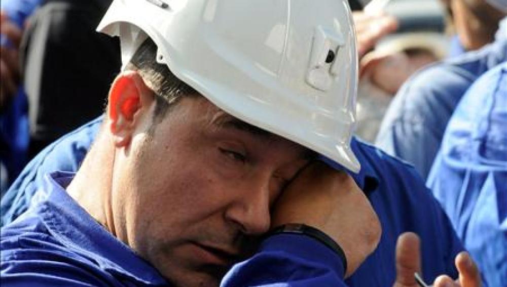 Los mineros prosiguen su 'marcha negra'