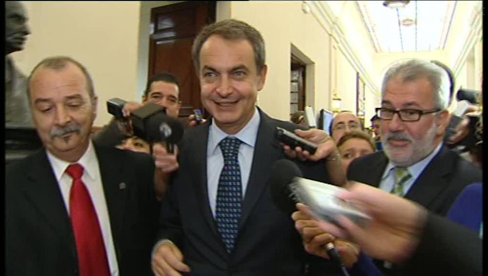 El Gobierno salva los presupuestos gracias al pacto con PNV