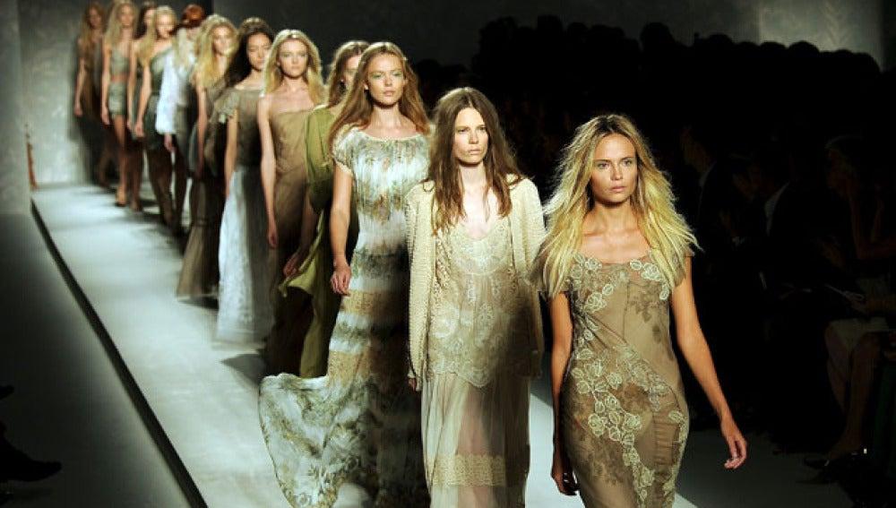 Arranca la semana de la moda de Milan