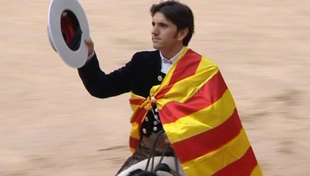 Corrida de la libertad en Barcelona