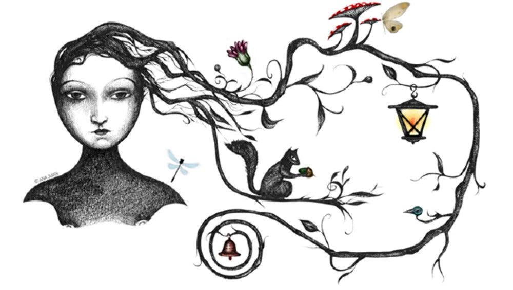 Ana Juan, Premio Nacional de Iustración