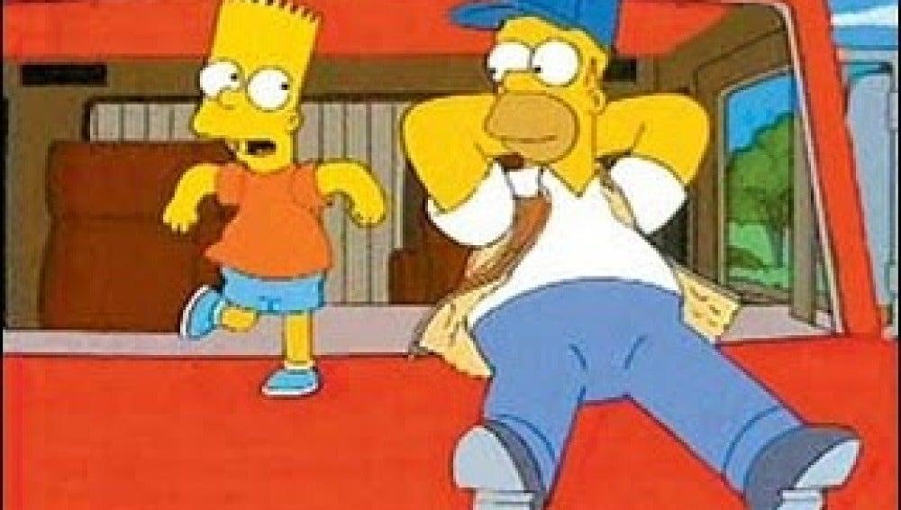 Los Simpson, capítulo 220