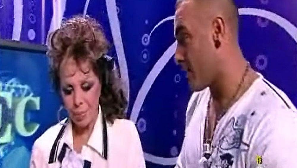 Dinio le pide perdón a Marujita