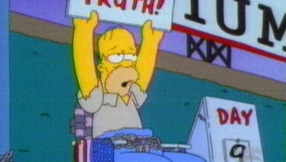 Los Simpson, capítulo 263
