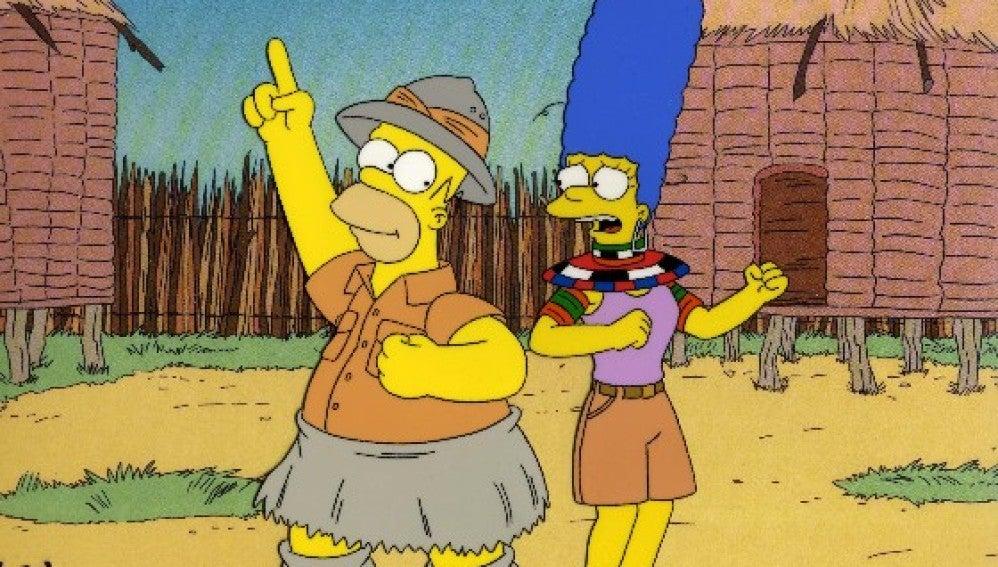 Los Simpson, capítulo 265