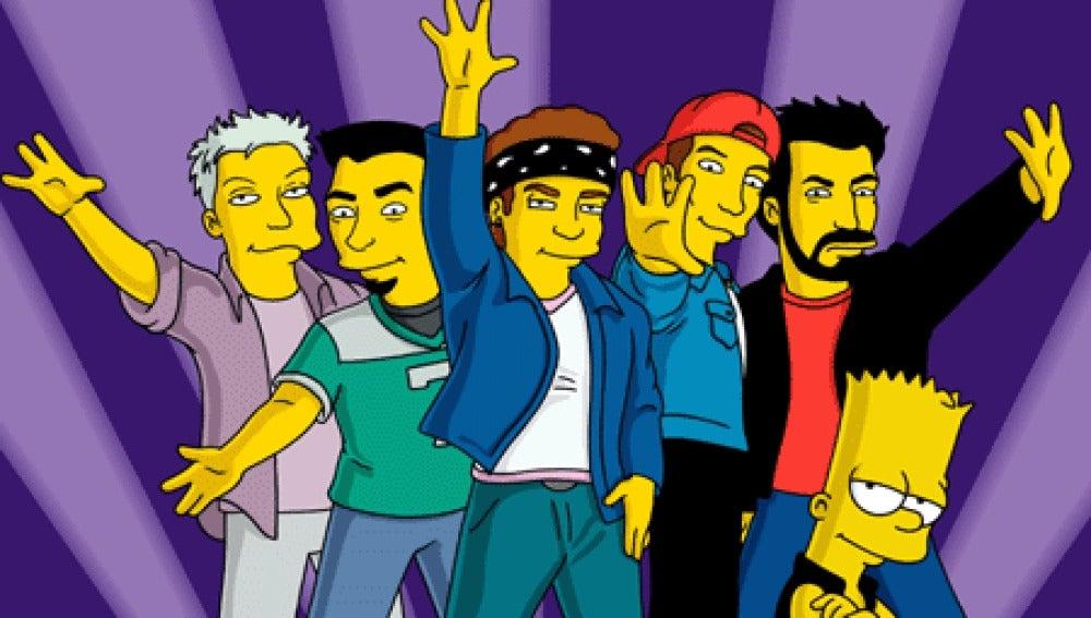 Los Simpson, capítulo 262