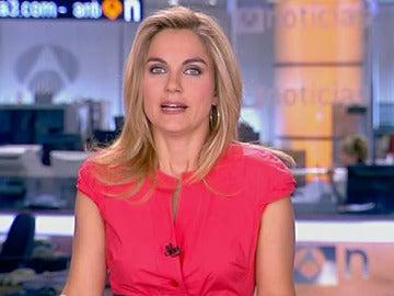 Lourdes Maldonado, conductora de Noticias Fin de Semana