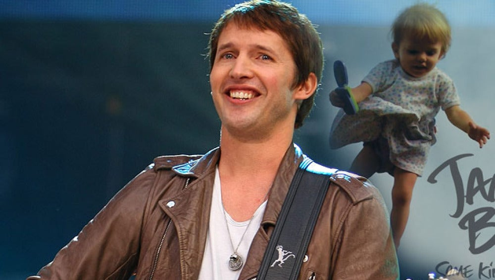 'Stay the night', el último videoclip de James Blunt