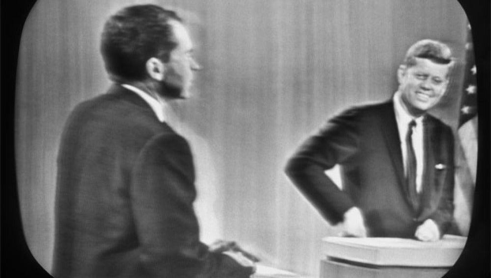 El debate de Nixon y Kennedy