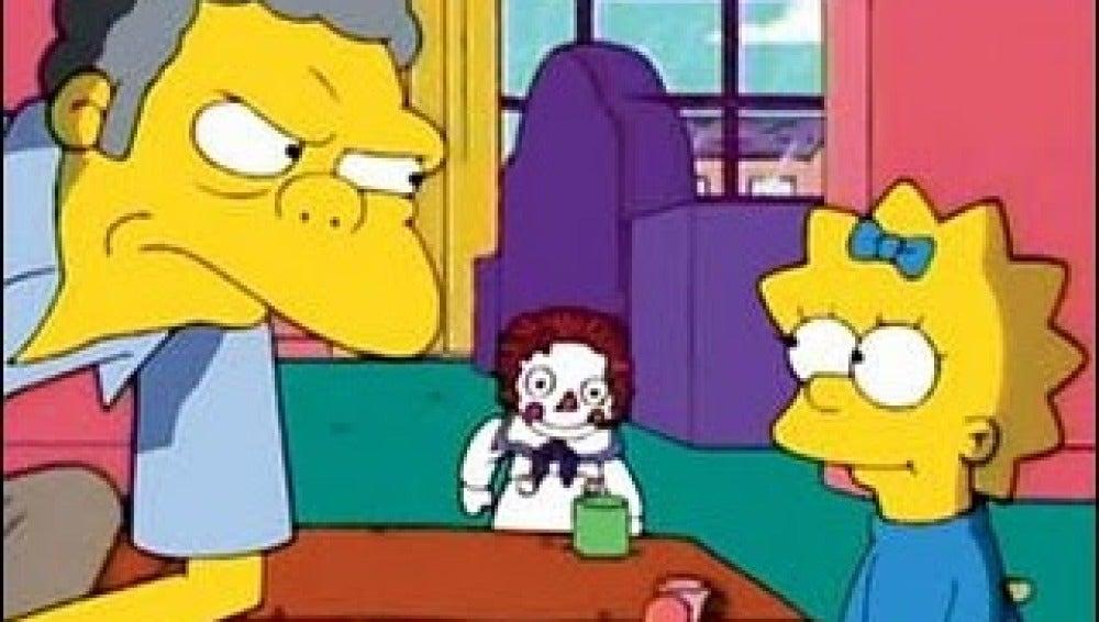 Los Simpson, capítulo 313