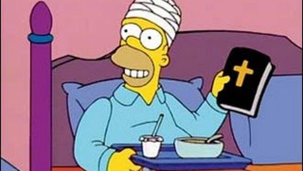 Los Simpson, capítulo 311