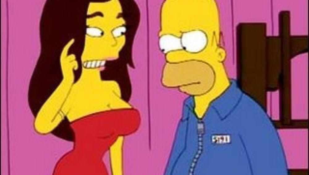 Los Simpson, capítulo 290