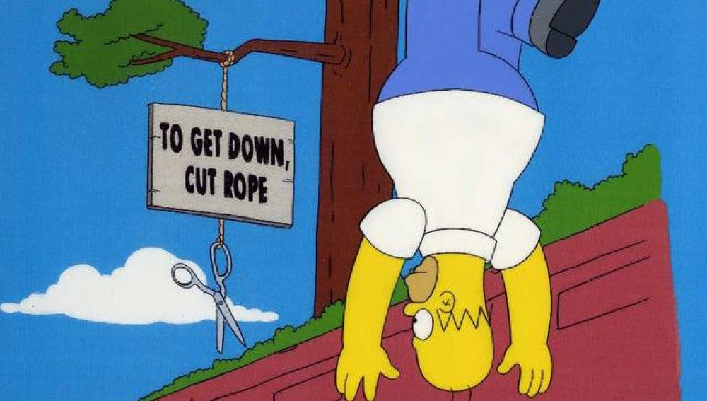 Los Simpson, capítulo 287