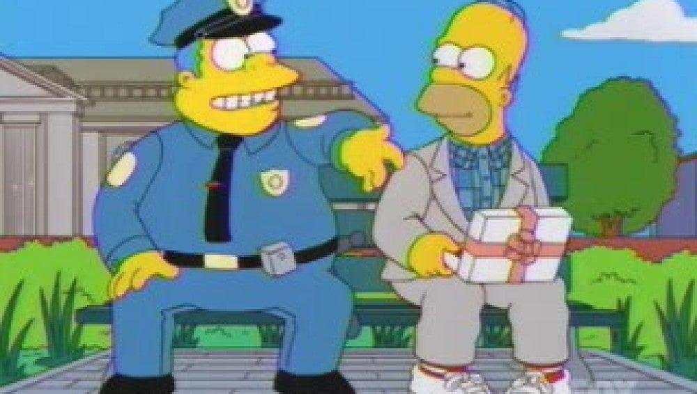Los Simpson, capítulo 286