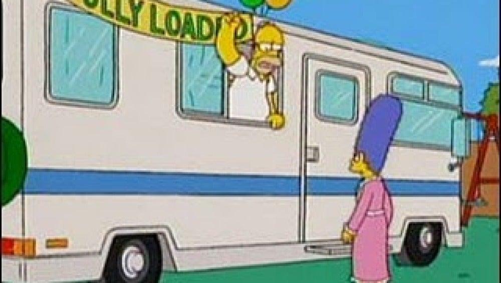 Los Simpson, capítulo 348