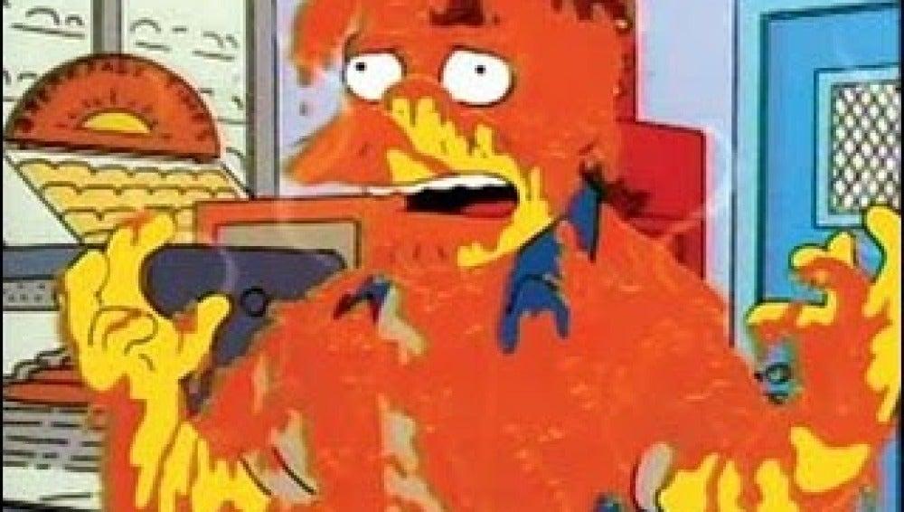 Los Simpson, capítulo 291
