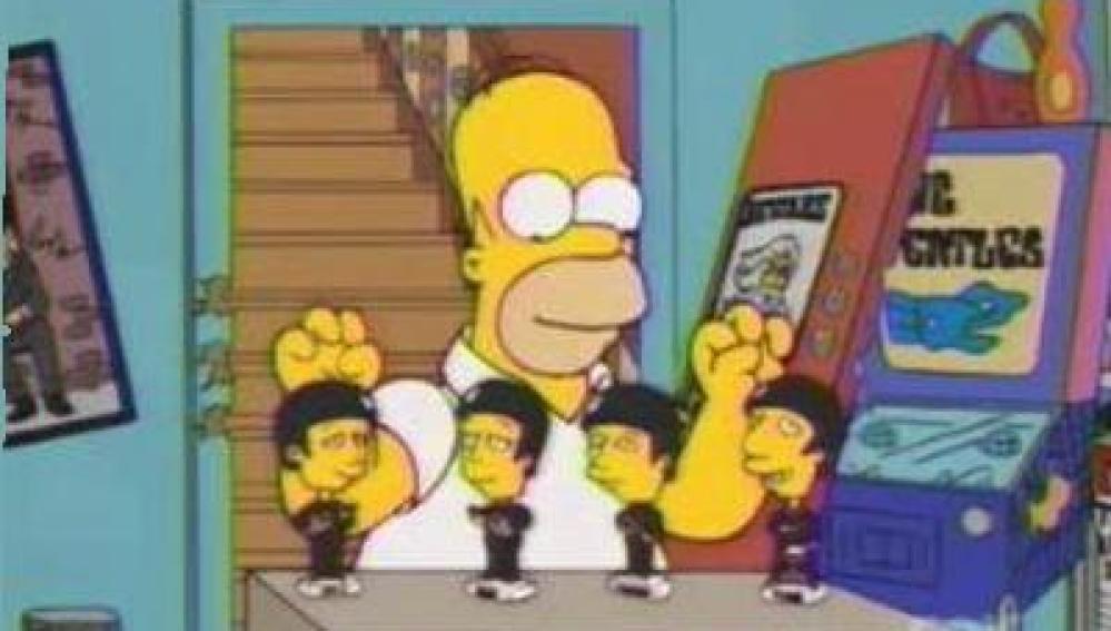 Los Simpson, capítulo 312