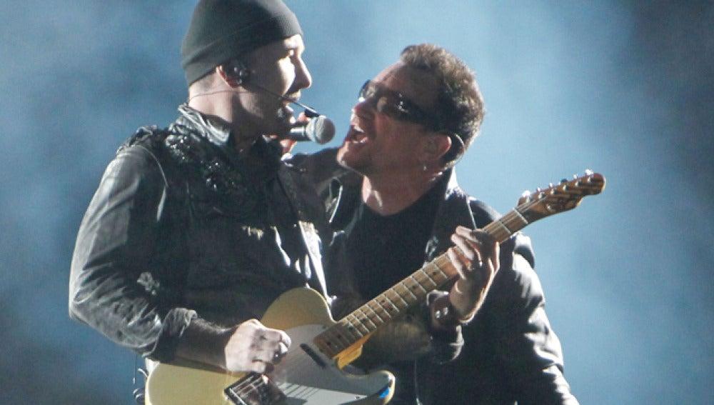 San Sebastián vibra con U2