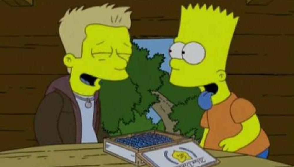 Los Simpson, capítulo 413