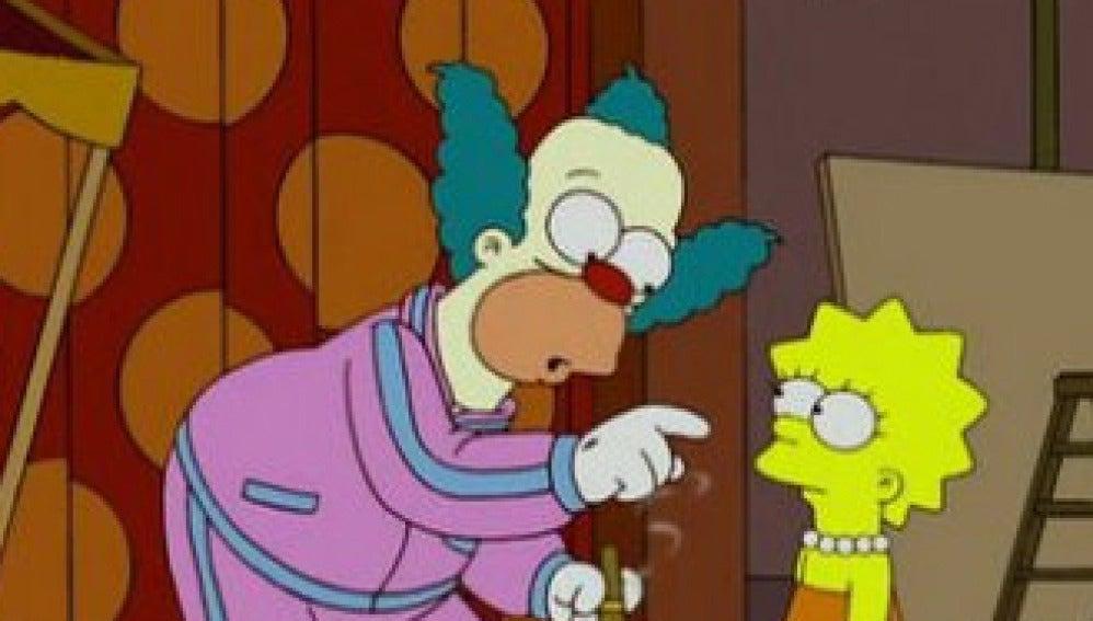 Los Simpson, capítulo 420