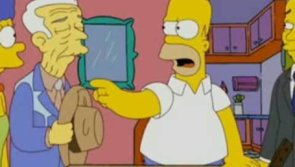 Los Simpson, capítulo 416