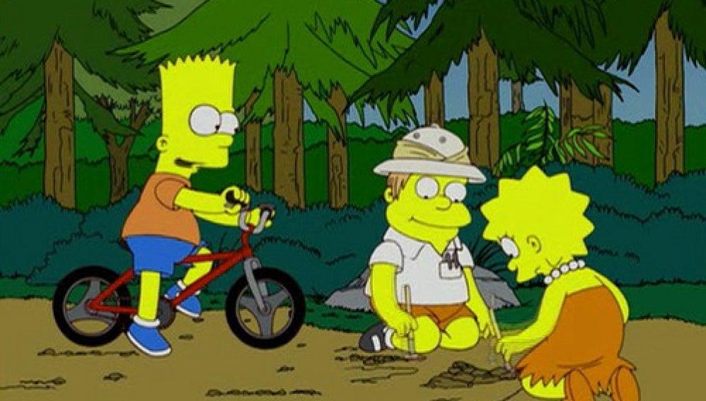 Los Simpson, capítulo 414