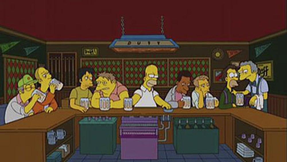 Los Simpson, capítulo 354