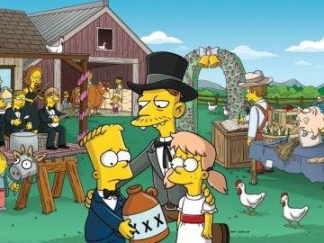 Los Simpson, capítulo 417