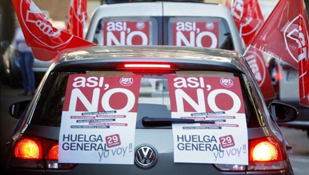 Los sindicatos madrileños no cumplirán los servicios mínimos