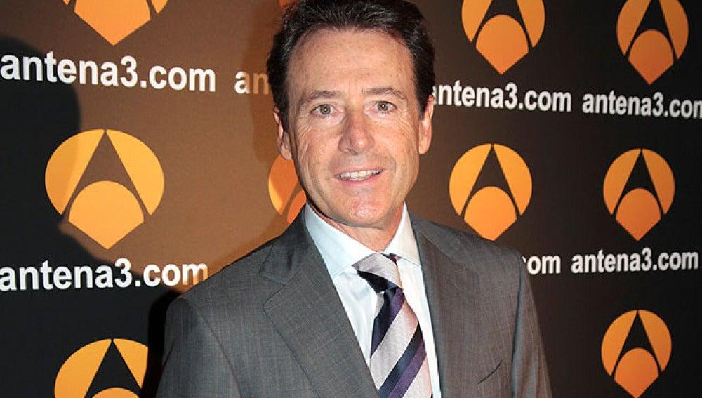 Matías Prats, la personalidad televisiva con mejor imagen y mejor presentador de informativos